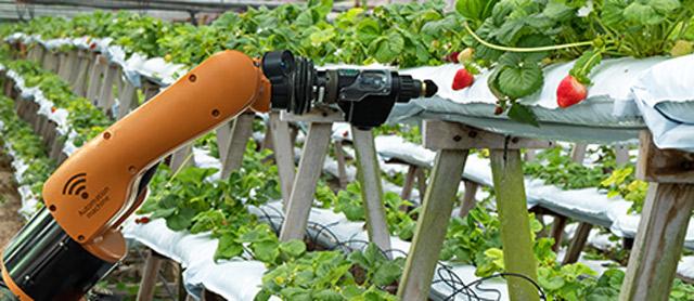 農業用ロボット